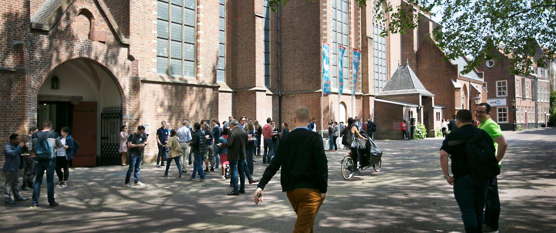 Jacobikerk Utrecht verhuur