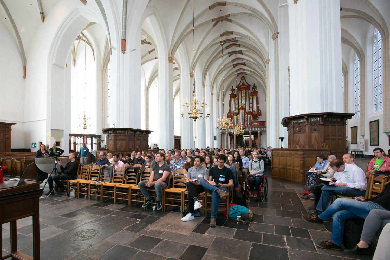 kerkzaal orgel Jacobikerk